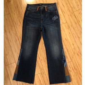 Buffalo David Bitten Jeans high flares